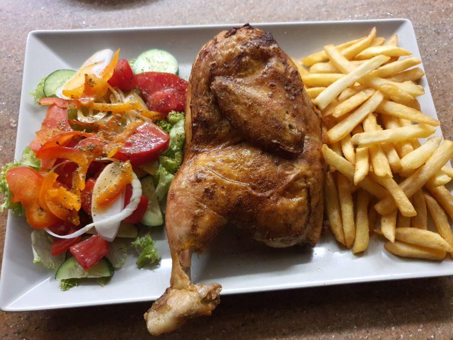 Hotel Food